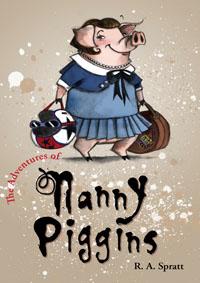Happy Birthday Nanny Piggins!