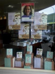 Bowral Bookshop Windo